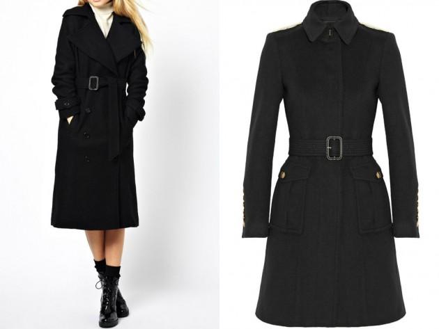Tavo stilius paltai