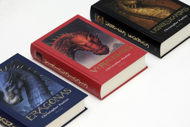 Eragonas 2 knyga