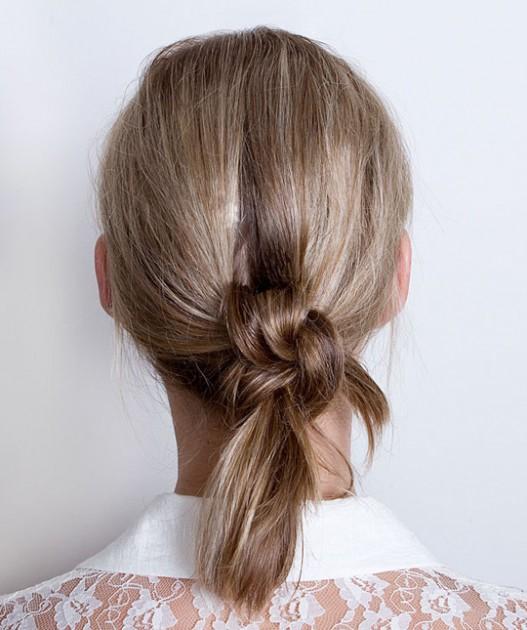 волосы на резинке из телемагазина