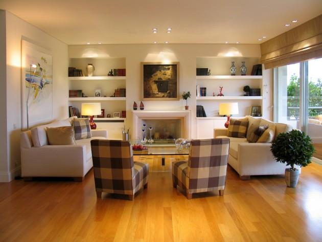 Modernus interjeras id jos svetainei - Muebles de escayola modernos ...