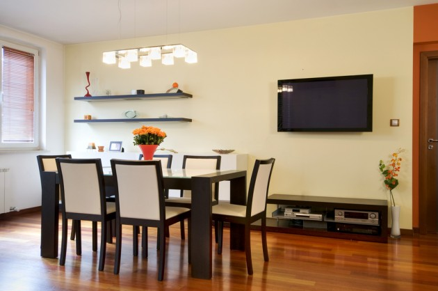 Pagrindin s svetain s interjero klaidos for Modern dining room ideas 2013