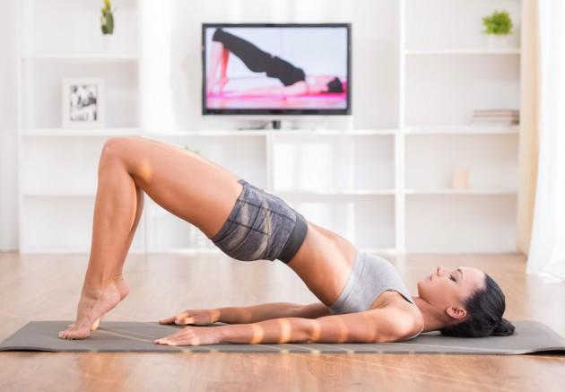 kaip mesti svorį aplink apatinę kūno dalį
