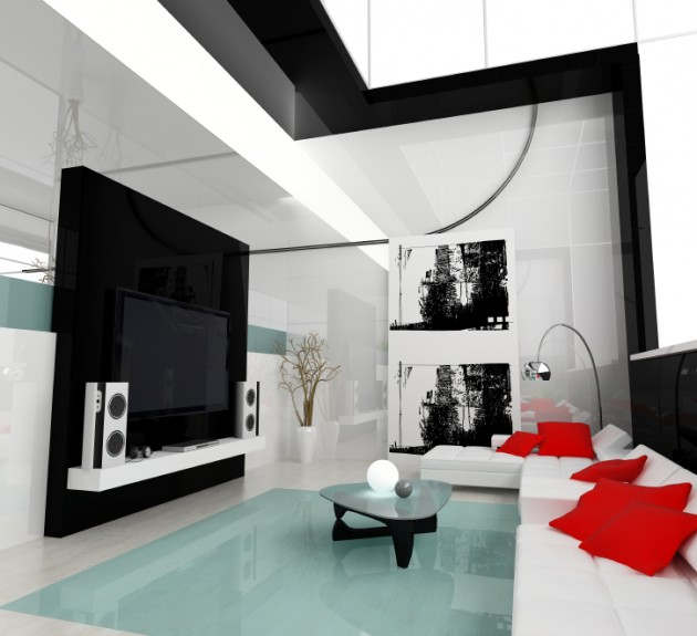 Bijayya Home Interior Design Ultra Modern Homes Designs: Stilingų Svetainių Idėjos